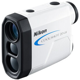 ニコン NIKON COOLSHOT 20G II[GSP ナビ 距離測定器 レーザー 高低差 計測器 ファインダー クールショット]