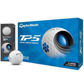 【まとめ割クーポン7〜9%OFF】 テーラーメイド TP TP5 ボール