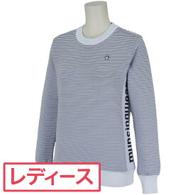マンシングウェア Munsingwear タック編みセーター ゴルフウェア レディース 春 夏 2021年春夏モデル レディス