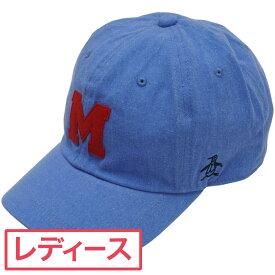 マンシングウェア Munsingwear ロゴワッペンキャップ ゴルフウェア レディース レディス