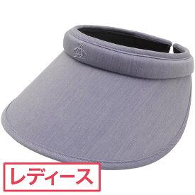 マンシングウェア Munsingwear クリップサンバイザー レディス