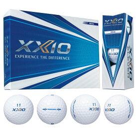 送料無料 ダンロップ DUNLOP XXIO ゼクシオイレブン XXIO11 ゴルフボール 1ダース 12球 スポーツ ゴルフ用品