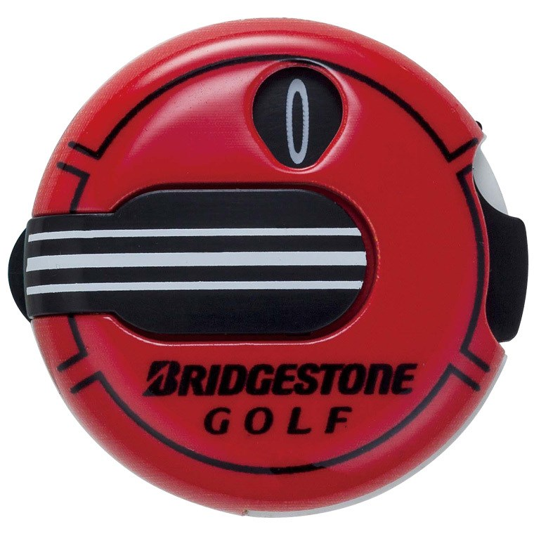 【最大2,000円OFFクーポン配布中】ブリヂストン BRIDGESTONE GOLF スコアカウンター GAG408