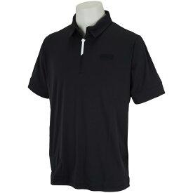 プーマ PUMA EGW ハーフジップ ストレッチ 半袖ポロシャツ メンズ ゴルフウェア 春 夏