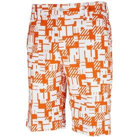 マンシングウェア Munsingwear ENVOY ストレッチエアリーブリーズロゴプリントショートパンツ