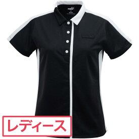 プーマ PUMA EGW W T7 カラー 半袖ポロシャツ ゴルフウェア レディース 春 夏 2021年春夏モデル レディス