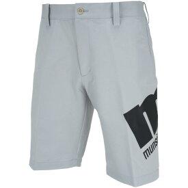 マンシングウェア Munsingwear ENVOY ストレッチビッグmロゴプリントショートパンツ