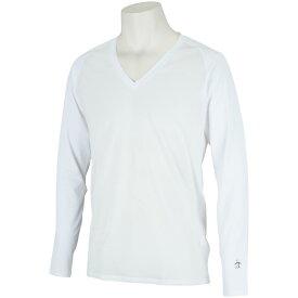 マンシングウェア Munsingwear ENVOY ストレッチVネック長袖アンダーウェア メンズ ゴルフウェア