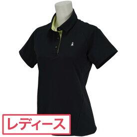 マンシングウェア Munsingwear 半袖ポロシャツ ゴルフウェア レディース 春 夏 レディス
