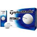 テーラーメイド taylormade DISTANCE+ ゴルフ ボール[テイラーメイド テーラーメード テイラーメード taylor made まとめ買い ついで買い 即納 あす楽]