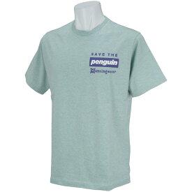 【10%OFFクーポン対象★4月18日迄】 マンシングウェア Munsingwear オーガニックコットンクルーネック半袖Tシャツ