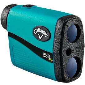 キャロウェイゴルフ Callaway Golf 250+ LASER RANGEFINDER[GSP ナビ 距離測定器 レーザー 高低差 計測器 ファインダー ]