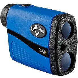 キャロウェイゴルフ Callaway Golf 200s LASER RANGEFINDER[GSP ナビ 距離測定器 レーザー 高低差 計測器 ファインダー ]