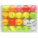 キャスコ KIRA 【わけあり品】アソートパック KIRA ゴルフボール 20個セット