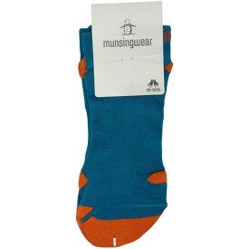 マンシングウェア Munsingwear ENVOY 3Dソックス メンズ ゴルフウェア 春 夏