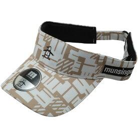 マンシングウェア Munsingwear ENVOY クーリングサンバイザー メンズ