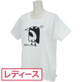 マンシングウェア Munsingwear レダニアコラボオーバー半袖Tシャツ ゴルフウェア レディース 春 夏 レディス