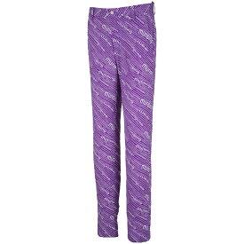 マンシングウェア Munsingwear ENVOY ストレッチロゴプリントパンツ メンズ ゴルフウェア 春 夏