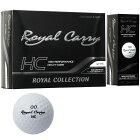 ロイヤルコレクション ROYAL COLLECTION Royal Carry HC ゴルフボール スポーツ ゴルフ用品【非公認球】