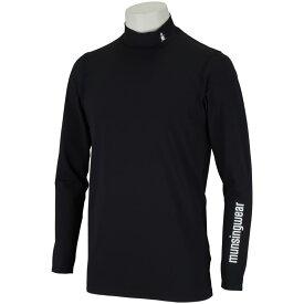 マンシングウェア Munsingwear ENVOY ハイネック長袖アンダーウェア メンズ ゴルフウェア 春 夏