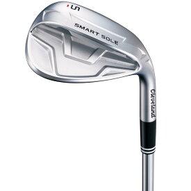 【\10%OFFクーポン対象/10月4日迄】 送料無料 クリーブランド Cleveland Golf スマートソール 4 type-S ウェッジ スマートソールスチール