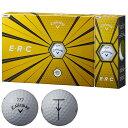 キャロウェイゴルフ E・R・C ERC 19 ゴルフボール 1ダース スポーツ ゴルフ用品