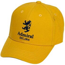 アドミラル Admiral ランパント起毛ツイル キャップ