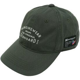 マンシングウェア Munsingwear ECOデニムライクキャップ メンズ ゴルフウェア 帽子