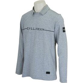 【10/24まで10%OFFクーポン】【新作】 キャロウェイゴルフ Callaway Golf 2WAY ベア長袖Tシャツメンズ 2021年 秋冬 ゴルフウェア ゴルフ