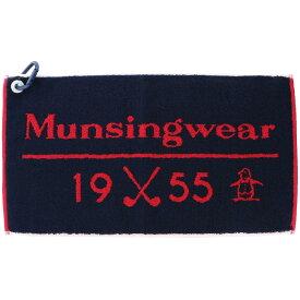 マンシングウェア Munsingwear タオル