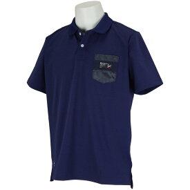 マンシングウェア Munsingwear ハイゲージストレッチ半袖ポロシャツ