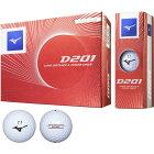 ミズノ 201 D201 ゴルフボール 1ダース スポーツ ゴルフ用品