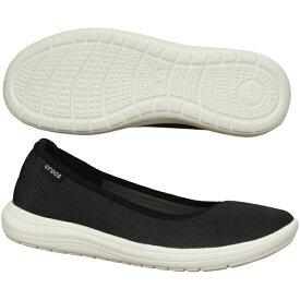 クロックス crocs リバイバ フラット レディス