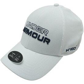 アンダーアーマー Under Armour ジョーダン・スピース ツアー キャップ メンズ 2021年 ゴルフウェア ゴルフ