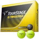 ゴルフボール 1ダース ブリヂストン ツアーステージ TOURSTAGE エクストラディスタンス[まとめ買い ついで買い 即納 あす楽]
