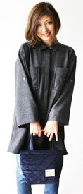 Traditional Weatherwear(トラディショナル ウェザーウエア) TOTE BAG(Velvet)