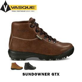 バスク メンズ ブーツ Ms サンダウナー GTX 12742018 VASQUE VAS12742018