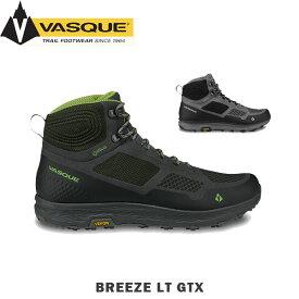 バスク メンズ ハイキングシューズ ブリーズ LT GTX BREEZE LT GTX ゴアテックス GORE-TEX ハイカット アウトドア トレッキングシューズ VASQUE VAS12747860 国内正規品