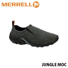 送料無料 メレル ジャングルモック レディース ピューター アウトドア ウォーキング 登山 レザー スリッポン スニーカー シューズ 靴 おしゃれ 女性用 MERRELL JUNGLE MOC PEWTER 60806 MERW60806
