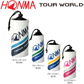 【送料無料 メール便】ホンマ ツアーワールド TOUR WORLD GB-1605 ペットボトルケース