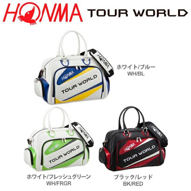 【送料無料】【2017年モデル】 ホンマ ツアーワールド TOUR WORLD ボストンバッグ BB-1712