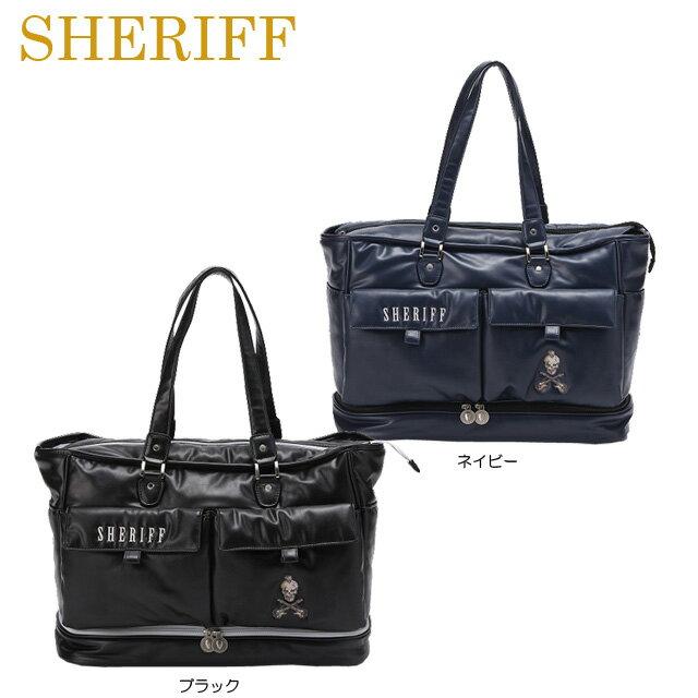 【送料無料】【2018年モデル】【スカルシリーズ】SHERIFF シェリフ 数量限定モデル トートバッグ SFS-005
