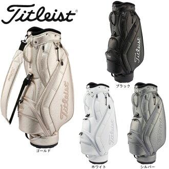 Titleist紧凑的清单轻量小型型号高尔夫球场服务员包CB592