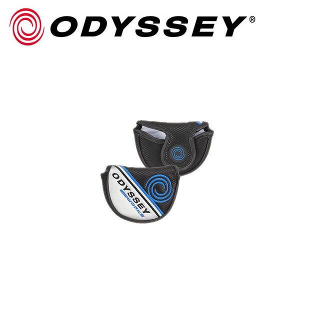 【送料無料 メール便】 ODYSSEY オデッセイ ODYSSEY WORKS [WORKS VERSA TANK] マレットタイプ(小) パターカバー 5515123