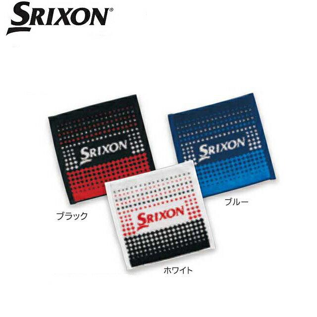 【送料無料 メール便】【2018年モデル】ダンロップ スリクソン SRIXON ハンドタオル GGF-05180