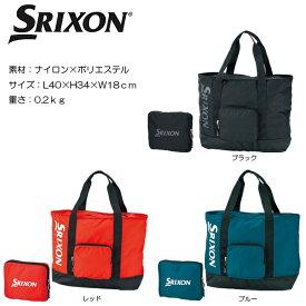【送料無料 メール便】ダンロップ スリクソン SRIXON トートバッグ GGF-B3514
