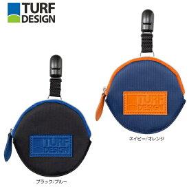 【送料無料 メール便】ターフデザイン TURF DESIGN ボールクリーナ&パターキャッチャー TDBP-1971