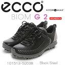 【送料無料】ECCO エコー WOMEN'S GOLF BIOM G 2 【101513-50598】 レディス ゴルフシューズ
