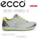 【送料無料】ECCO エコー WOMEN'S GOLF BIOM HYBRID 2 【120213-01379】 レディス ゴルフシューズ