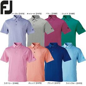 【送料無料 メール便】 FOOTJOY フットジョイ エンドオンエンドストライプシャツ ポロシャツ FJ-F13-S01